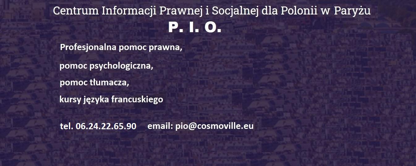 Centrum P.I.O. ( Pomoc - Informacja - Opieka)